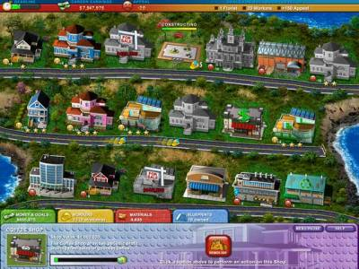 Построй-ка 2 Город Мечты / Build-a-Lot 2 Town of The Year.